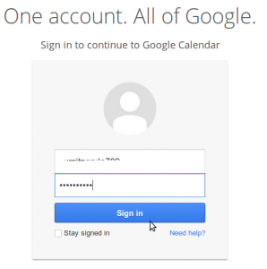 A Complete Reference to Synchronize your Gmail Calendar with