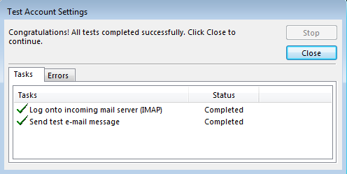 How to Fix the IMAP Issues in MS Outlook 2013 and Office 365