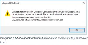 PST-access-denied-Windows-10