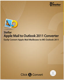Apple Mail to Outlook 2011 converter