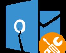repair corrupt Outlook PST