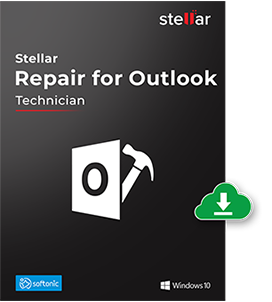 Stellar Repair for Outlook Technician Box