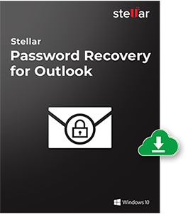 Stellar Password Recovery for Outlook Box