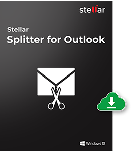 Split large PST File with Splitter software to avoid corruption issues