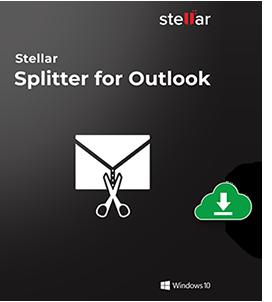 Stellar Splitter for Outlook Box