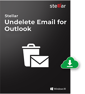 Stellar Undelete Email for Outlook Box