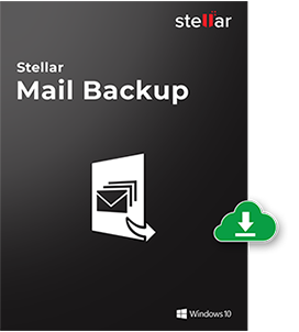 Stellar Mail Backup Boxshot