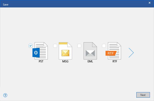 Stellar Converter for Office 365 screenshot