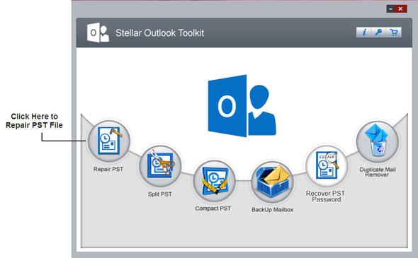 Outlook Toolkit Screenshot